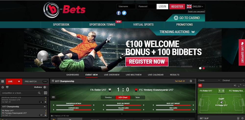 b-Bets sports